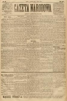 Gazeta Narodowa. 1906, nr 48