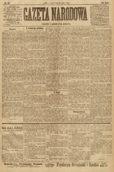 Gazeta Narodowa. 1906, nr63