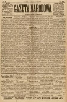 Gazeta Narodowa. 1906, nr75