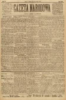 Gazeta Narodowa. 1906, nr 77