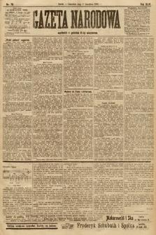 Gazeta Narodowa. 1906, nr79
