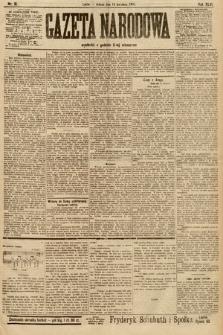 Gazeta Narodowa. 1906, nr 81