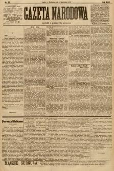 Gazeta Narodowa. 1906, nr 82