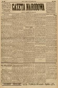 Gazeta Narodowa. 1906, nr85