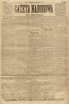 Gazeta Narodowa. 1906, nr 90