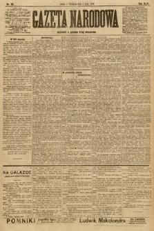 Gazeta Narodowa. 1906, nr99