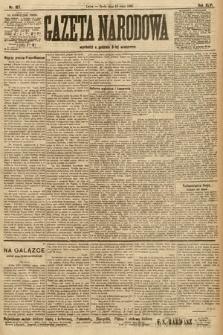 Gazeta Narodowa. 1906, nr 107