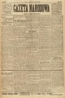 Gazeta Narodowa. 1906, nr 137