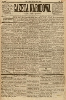 Gazeta Narodowa. 1906, nr142