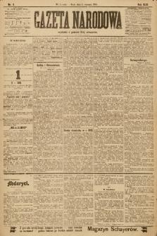 Gazeta Narodowa. 1904, nr4