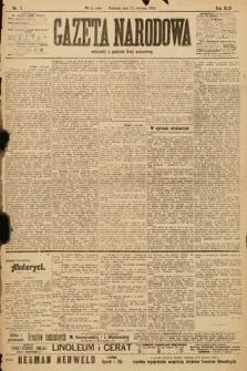 Gazeta Narodowa. 1904, nr7
