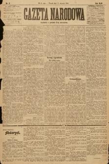 Gazeta Narodowa. 1904, nr8