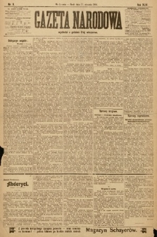 Gazeta Narodowa. 1904, nr9