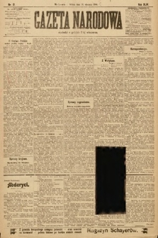 Gazeta Narodowa. 1904, nr12
