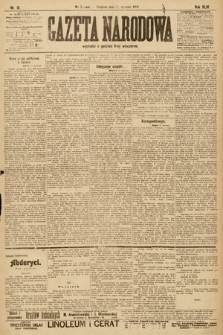 Gazeta Narodowa. 1904, nr13
