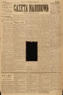 Gazeta Narodowa. 1904, nr14