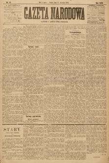 Gazeta Narodowa. 1904, nr18