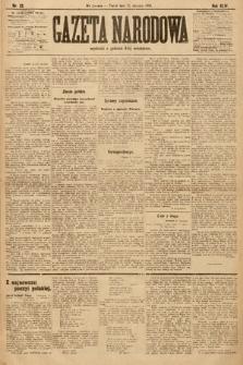 Gazeta Narodowa. 1904, nr23
