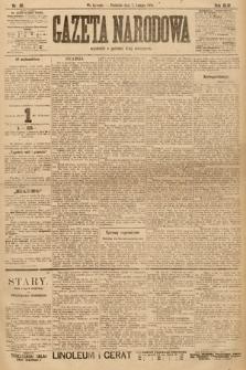 Gazeta Narodowa. 1904, nr30