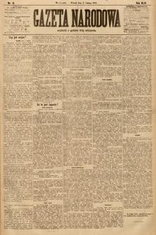 Gazeta Narodowa. 1904, nr31