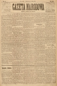 Gazeta Narodowa. 1904, nr37