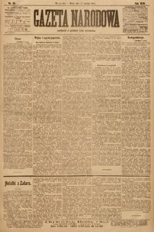 Gazeta Narodowa. 1904, nr38