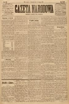 Gazeta Narodowa. 1904, nr39