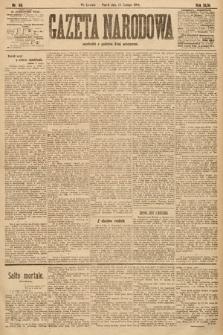Gazeta Narodowa. 1904, nr40