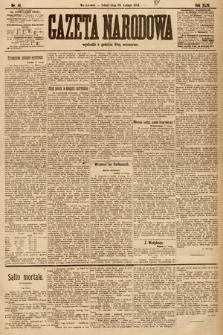 Gazeta Narodowa. 1904, nr41