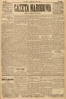 Gazeta Narodowa. 1904, nr62