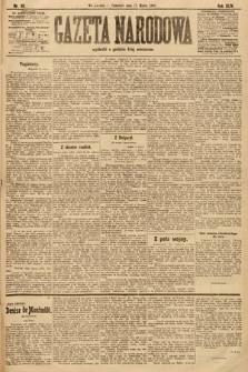Gazeta Narodowa. 1904, nr63