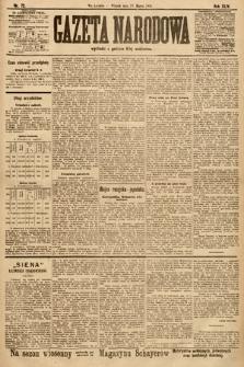Gazeta Narodowa. 1904, nr72