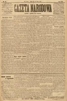 Gazeta Narodowa. 1904, nr73