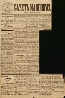Gazeta Narodowa. 1904, nr81