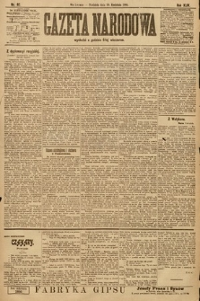 Gazeta Narodowa. 1904, nr82