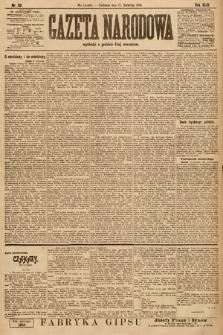 Gazeta Narodowa. 1904, nr88