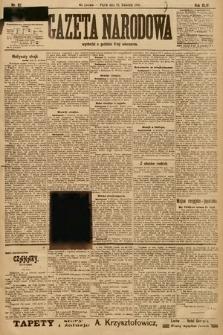 Gazeta Narodowa. 1904, nr92
