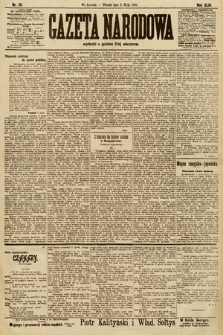 Gazeta Narodowa. 1904, nr101