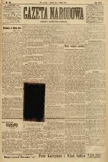 Gazeta Narodowa. 1904, nr105