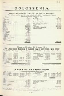 Ogłoszenia [dodatek do Dziennika Urzędowego Ministerstwa Skarbu]. 1929, nr2