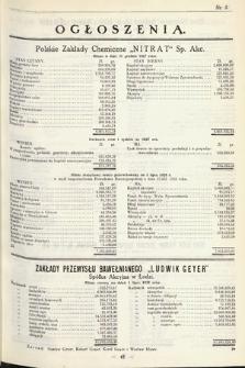 Ogłoszenia [dodatek do Dziennika Urzędowego Ministerstwa Skarbu]. 1929, nr3