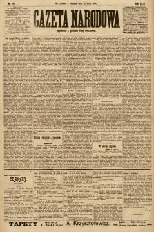 Gazeta Narodowa. 1904, nr111