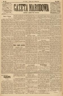 Gazeta Narodowa. 1904, nr121