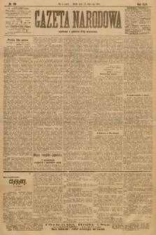 Gazeta Narodowa. 1904, nr135