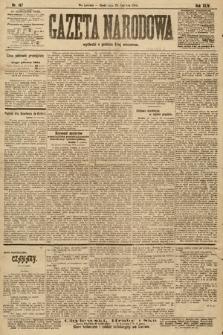 Gazeta Narodowa. 1904, nr147