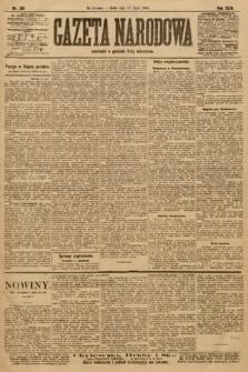 Gazeta Narodowa. 1904, nr158