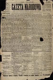 Gazeta Narodowa. 1900, nr1 i2