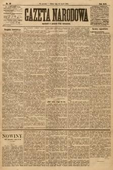 Gazeta Narodowa. 1904, nr161