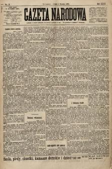 Gazeta Narodowa. 1900, nr5