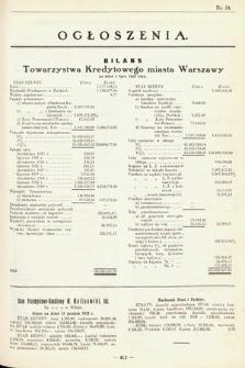 Ogłoszenia [dodatek do Dziennika Urzędowego Ministerstwa Skarbu]. 1929, nr24